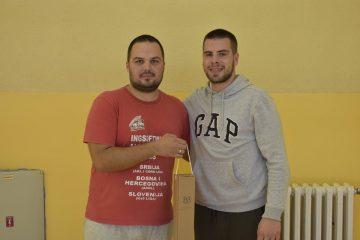 MVP 1. KOLA – DUŠAN PRIBANOVIĆ / AKK WOLVES & DRAGONS /