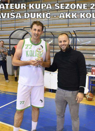 MVP AMATEUR KUPA 2020/2021